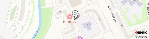 KLUBNIKA на карте Нового Девяткино