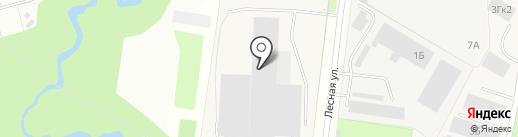 N-RG на карте Мурино