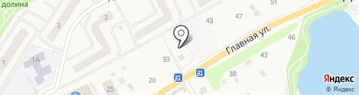 Лайм-дисконт на карте Нового Девяткино