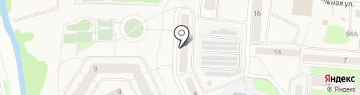 Турбостроитель-1, ТСЖ на карте Нового Девяткино