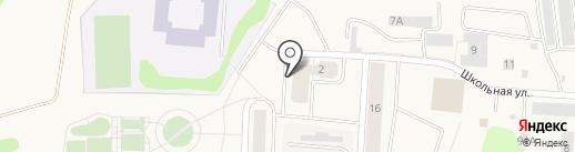 Твой Первый Дом, ЖСК на карте Нового Девяткино