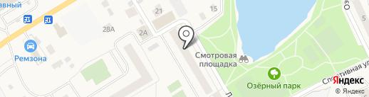 Адвокатский кабинет Дорогова И.Л. на карте Нового Девяткино