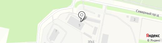 Zetta на карте Мурино