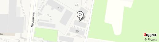 Усадьба-Мото на карте Мурино