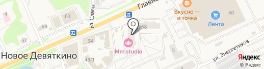 New Life на карте Нового Девяткино