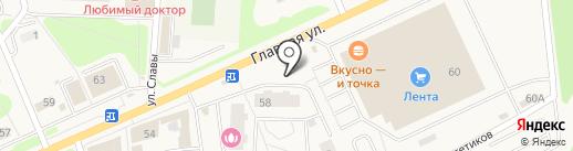 Хмельной бар на карте Нового Девяткино