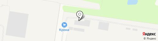 СтройРесурсАвто на карте Нового Девяткино
