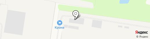 СтройМикс на карте Нового Девяткино