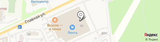 VIPBike на карте Нового Девяткино