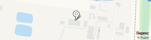 Крона, ЗАО на карте Нового Девяткино