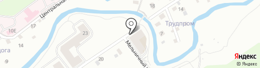 ТеплоЭнергоКомплекс на карте Санкт-Петербурга