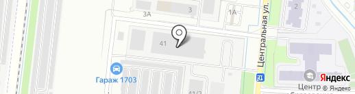 GeoSeptik на карте Кудрово