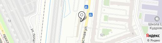 Кабинет перманентного макияжа на карте Кудрово