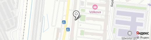 Магазин зоотоваров и товаров для детей на карте Кудрово