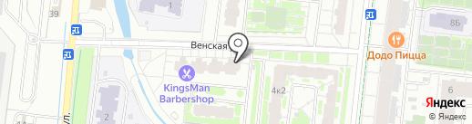 Академия комплексной стоматологии на карте Кудрово