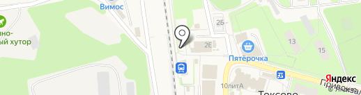 Бистро на карте Токсово