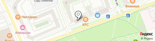 Автомат по продаже контактных линз на карте Кудрово