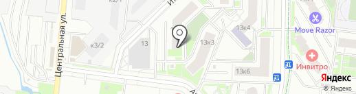 Сервис Плюс на карте Кудрово