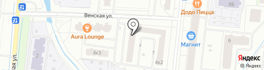 Реалъ на карте Кудрово