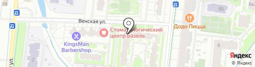 СУШИмаг на карте Кудрово