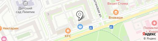 Ваш домашний мастер на карте Кудрово