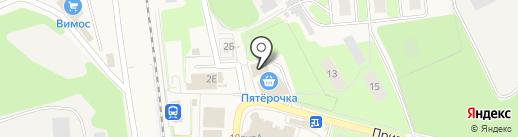 Леноблинвентаризация на карте Токсово