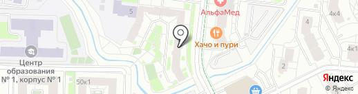 Магазин спецодежды на карте Кудрово