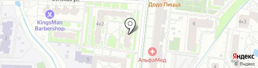 Полушка на карте Кудрово
