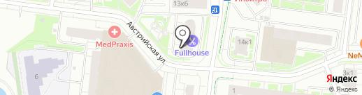 ELECTRO на карте Кудрово
