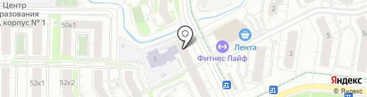 Цветок торг люкс на карте Кудрово