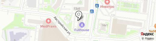 Пивная лавка на карте Кудрово