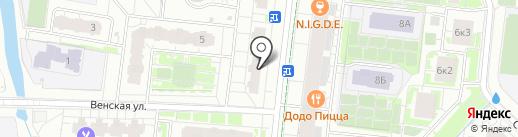 AKS Mobile на карте Кудрово