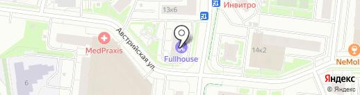 Слетать.ру на карте Кудрово