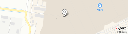 Волшебный песок на карте Кудрово