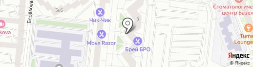 Base на карте Кудрово