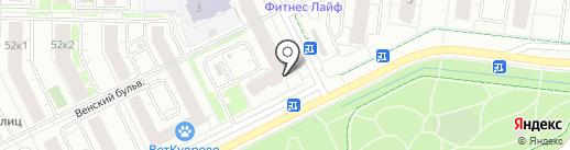 ПИВТОЧКА на карте Кудрово