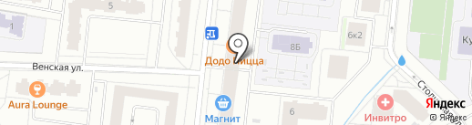 Колхоз на карте Кудрово
