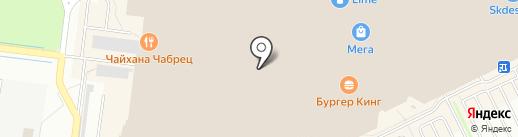 КАРКАМ Электроникс на карте Кудрово