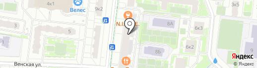 Обувь России на карте Кудрово