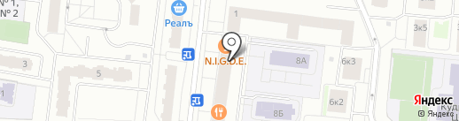 Связной на карте Кудрово