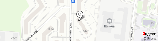 1000 мелочей на карте Кудрово