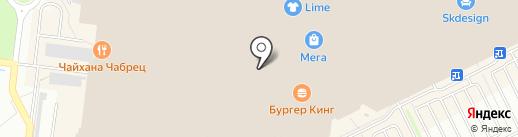 Reebok на карте Кудрово
