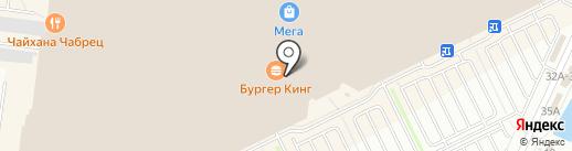 Michelia на карте Кудрово