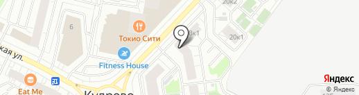 Единый центр новостроек Тренд на карте Кудрово
