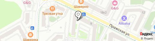 Mamma Mia! на карте Кудрово