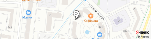 FIDEL на карте Кудрово