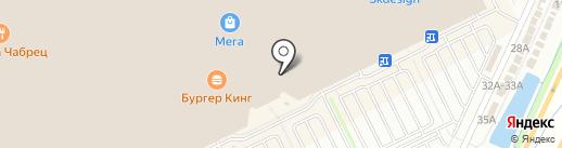 Rendez-Vous на карте Кудрово