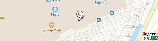 Michaela на карте Кудрово