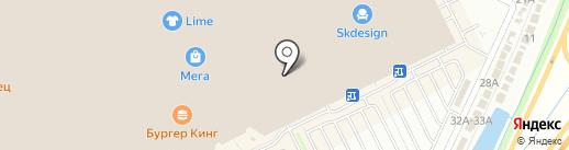 llaollao на карте Кудрово