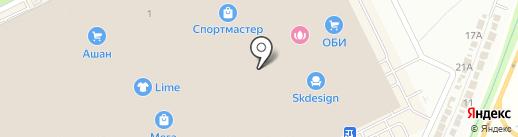 Lusio на карте Кудрово